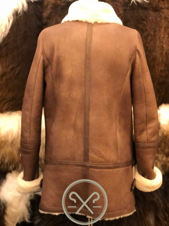 Lynn - Ladies Sheepskin Flying Jacket