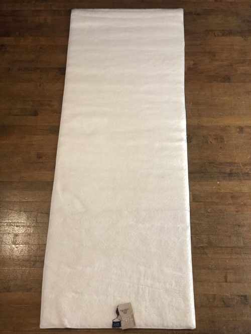 NEW ZEALAND WOOL YOGA RUG