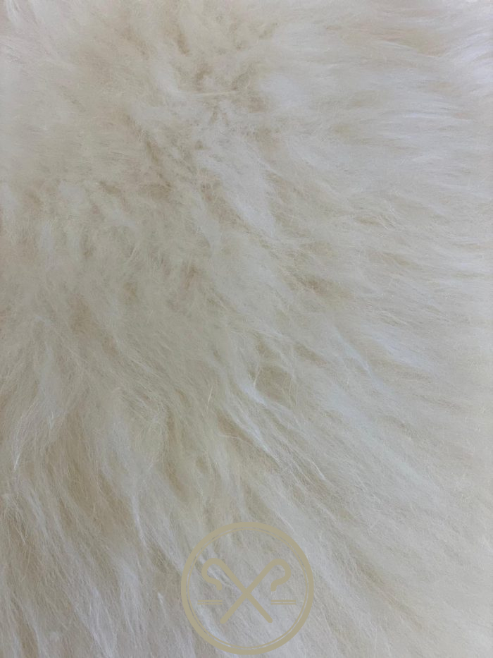 Icelandic Sheepskin Rug Natural Colour