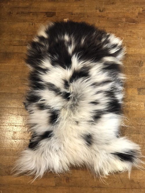 Natural Jacob Sheepskin Rug 120x70cm
