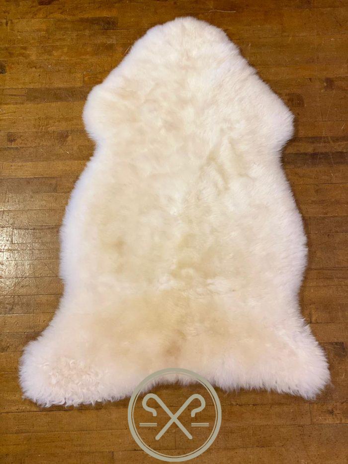 Orgainic Sheepskin Rug Made in Britain