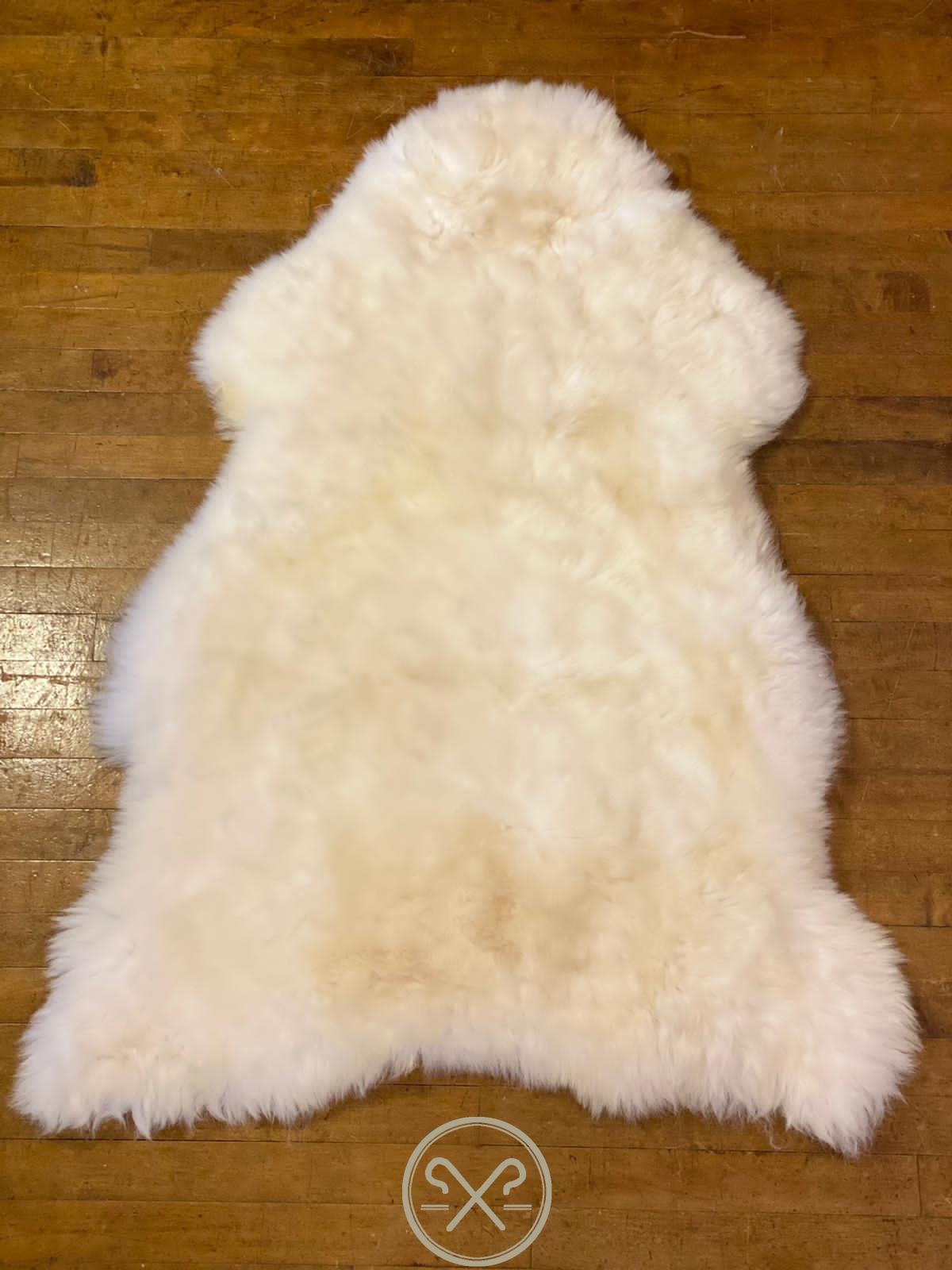Natural British Sheepskin