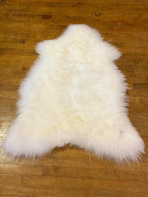Natural British Sheepskin Rug